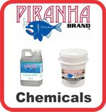 Piranha Brand Chemicals