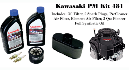 Kawaski PM Kit 481
